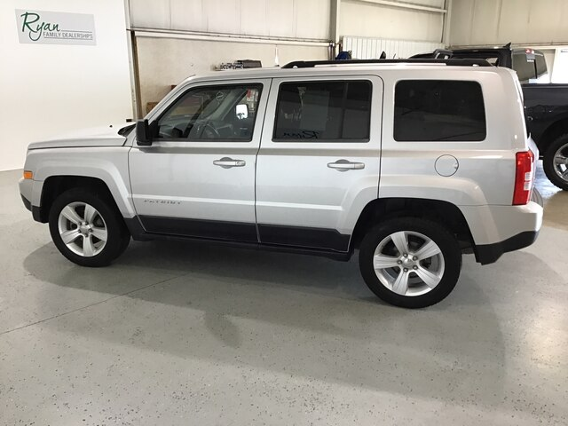 Pre-Owned 2011 Jeep Patriot Latitude X