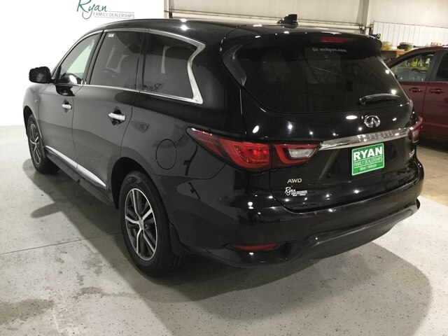 Pre-Owned 2019 INFINITI QX60 PURE
